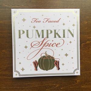 Too Faced Pumpkin Spice Palette